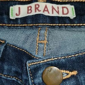 J BRAND - Women's skinny stretch Jeans size 25